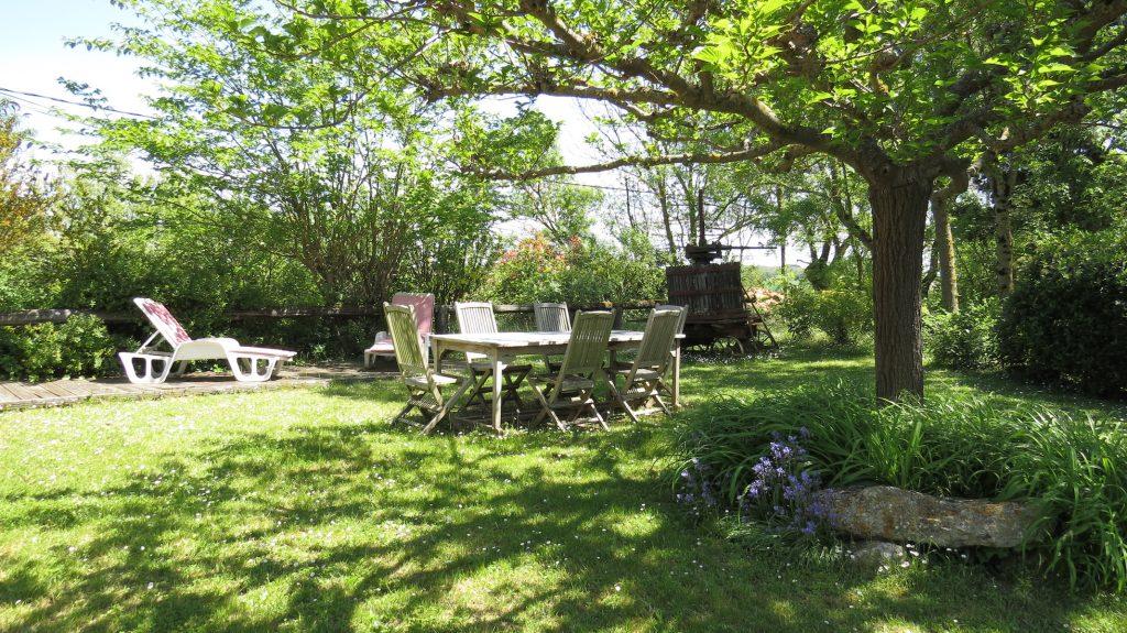 Corbieres outdoor space