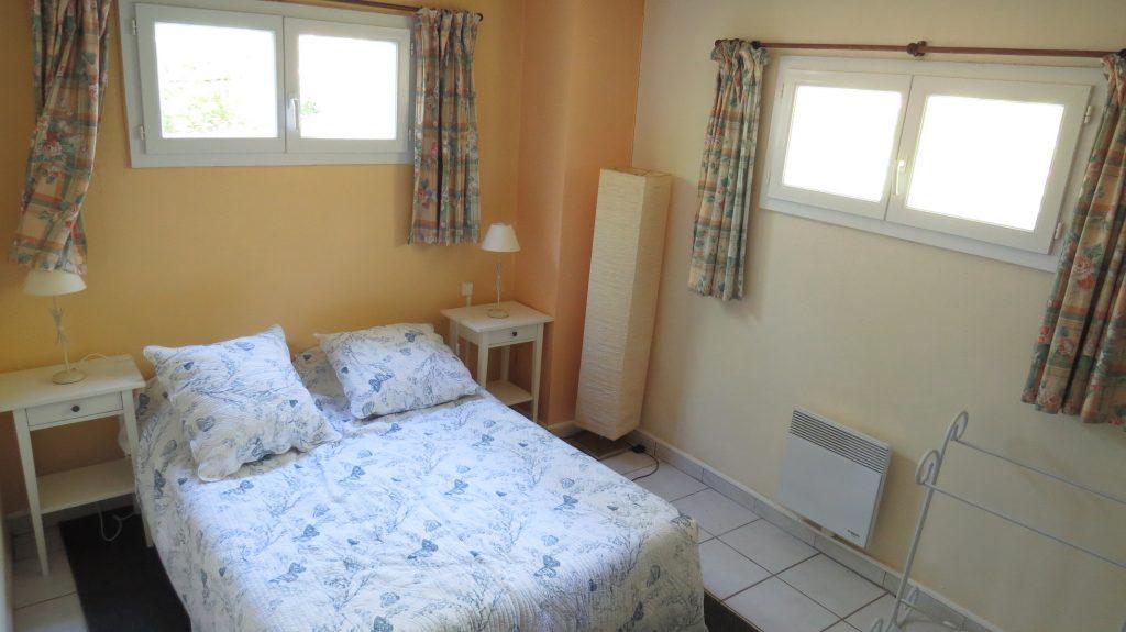 Corbieres double bedroom