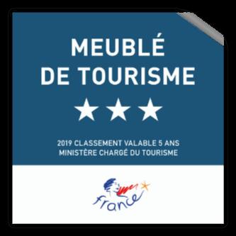 Meubl de Tourisme 3 Étoiles