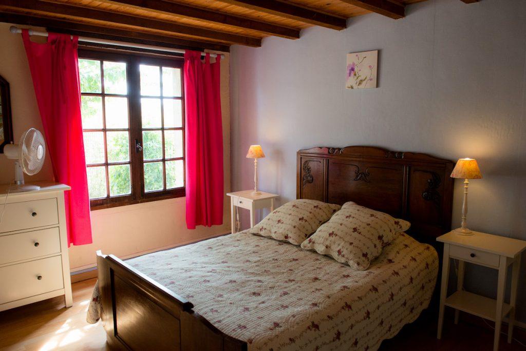Minervois double bedroom